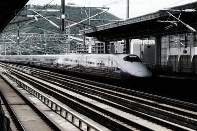 bullet rain, high speed train, modern transportation