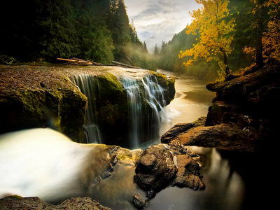 fall wallpaper, landscapes, America, nature