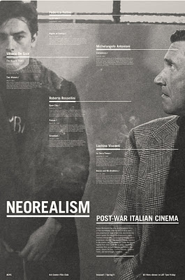 neo realism in italian cinema Italian neorealism (italian: neorealismo), also known as the golden age, is a  national film movement characterized by stories set amongst the poor and the.