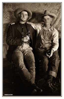 beer buddies c1900