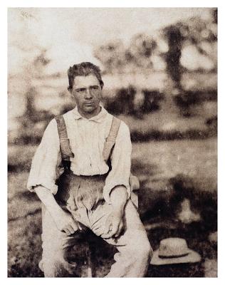 seated man, 1852, by adalbert cuvelier.