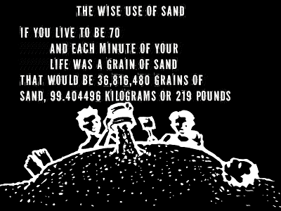 the wise use of sand